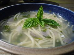 Although a hot dish it is nice for summer days as the mint is refreshing. This does make a large pot – it worked out well for a family of four to have over two lunches, storing it in the fridge overnight. Ingredients: 250g/6oz (half a standard pack) of spaghetti (value spag – 19p approx) …