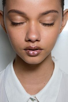 Chic beauty makeup inspiration