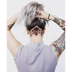Image result for undercut triangle