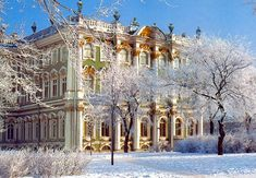 I'm reading the biography of Catherine the Great by Robert Massie right now- add the Winter Palace, St. Petersburg to my must-see list!
