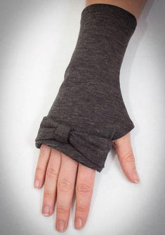 Fingerless Glove PDF Pattern - Fingerless Glove PDF Sewing Pattern