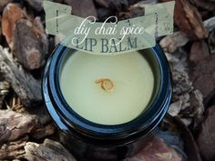DIY Chai Spice Lip Balm - also info on infusing oil to make lip balm. Could do this in a variety of scents. Homemade Lip Balm, Diy Lip Balm, Beauty Care, Diy Beauty, Beauty Tips, Infused Oils, Natural Lifestyle, Homemade Beauty Products, Beauty Recipe