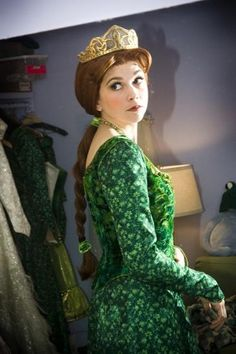 Sutton Foster as Fiona