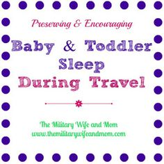 Practical tips help your kids sleep better while traveling! Baby sleep tips for travel.