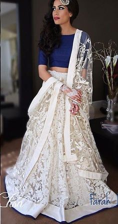 indian fashion Bridal -- Click Visit above for more options Lehenga Designs, Pakistani Outfits, Indian Outfits, Indian Attire, Indian Wear, India Fashion, Asian Fashion, Trendy Fashion, Fashion Design Inspiration