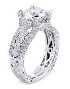 Engagement Rings :   Illustration   Description   White gold engagement ring | Supreme SJ 1727 | knot.ly/64998Ez47    -Read More –   - #WeddingRings https://adlmag.net/2017/12/10/engagement-rings-white-gold-engagement-ring-supreme-sj-1727-knot-ly-64998ez47/