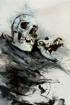 Russ Mills... | Kai Fine Art