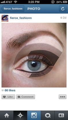 How to do eyeshadow 4 dummies  I'm still learning