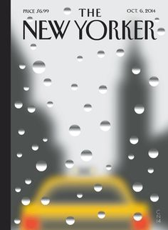 The New Yorker's First Animated GIF Cover. German artist Christoph Niemann has created The New Yorker's first-ever animated GIF cover. This is the first time the publication has ever done something like this.