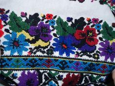 Ukrainian embroidery, Борщівська вишивка