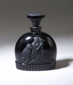 """Circe,"" a perfume bottle for Mioret, circa 1924"