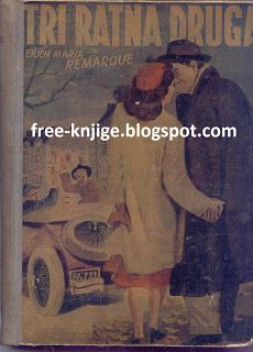 Erih M. Remark Tri Ratna Druga PDF E-Knjiga Download ~ Besplatne E-Knjige