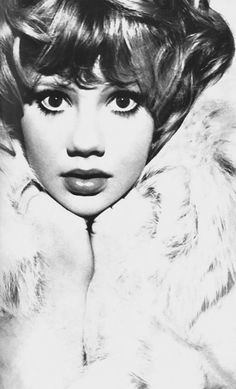 Hayley Mills photographed by Helmut Newton, 1965.