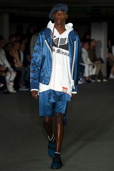 Maison Miharayasuhiro Spring-Summer 2018 - London Fashion Week Men's
