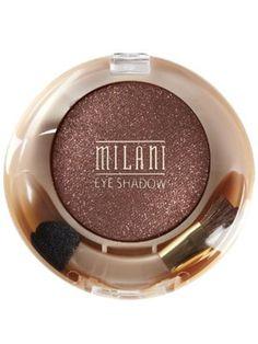 A metallic, bronze shade. Try: Milani Runway Eyes in Coffee Shop, $6.99, milanicosmetics.com   - Seventeen.com