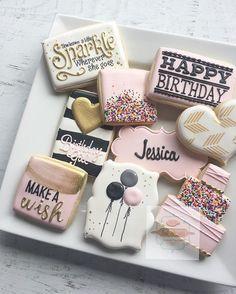 Birthday cookies                                                       …