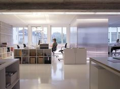 polycarbonate office gus wustemann architects - Google Search