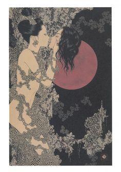 Takato Yamamoto: Ilustración, sexo y violencia