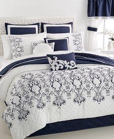 CLOSEOUT! Leonelli 22-Pc. Queen Comforter Set