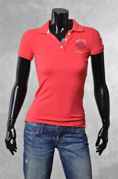 57342dd4b Hollister by Abercrombie Womens Shirts Ultra Soft Polo Shirt Top Sz XS for  sale online | eBay. Hollister ShirtsGirls ...