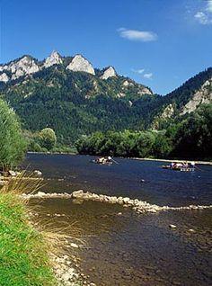 Spływ Dunajcem i Trzy Korony