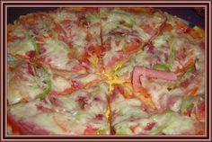 Kouzelná vařečka: Blesková jogurtová pizza