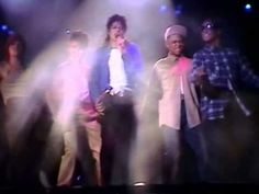 MJ The Way You Make Me Feel Bad Tour live at Wembley 88 - YouTube