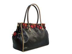 Gön Deri 20052 FIELE  Leather Handmade Bag