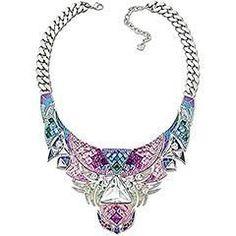 Swarovski Tangara Necklace on Gifts of Crystal