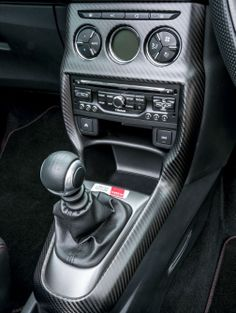 The Citroen DS3 Cabrio Racing – interior