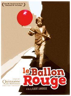 Красный шар (Le ballon rouge)