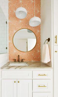 Start Decorating Your Bathroom With These Tips And Accessories Washroom Tiles, Washroom Design, Bathroom Renos, Bathroom Interior Design, Bathroom Renovations, Basement Bathroom, Baby Bathroom, Small Bathroom, Bathroom Showers