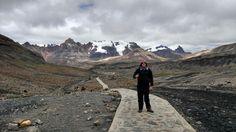 Saiba o que fazer em Huaraz e quanto custa os passeios.  Glacial Pastoruri a 5 mil metros de altitude em Huaraz - Peru.