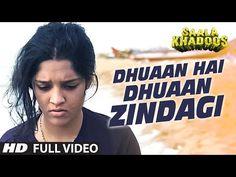 Dhuaan Hai Dhuaan Zindagi FULL VIDEO | Saala Khadoos | R. MADHAVAN, RITIKA SINGH | T-Series – Being Positive