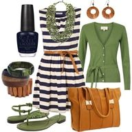 So cute! The best part is, the sandals could be swapped out for tall boots & tights and you have a fall/ winter outfit!