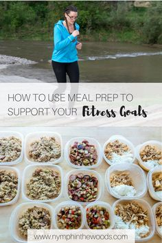 Working on your fitness goals? Meal prep can help get you there! I've put together some tools and resources I love to help me do just that!