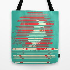 Fragments Tote Bag by FalcaoLucas