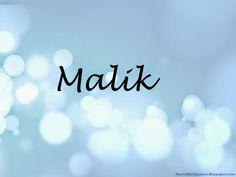 Malik Name Wallpapers Wallpaper Urdu Meaning