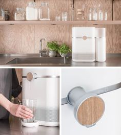 mitte® — First Water Purifier and Water Vitalizer System of its Kind