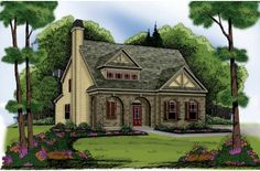 Cottage Ideas On Pinterest Beach Cottages Cottage House Plans And