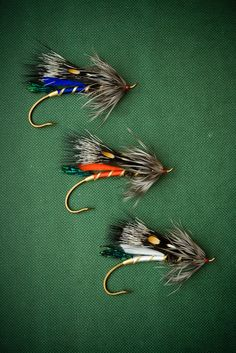 RAT flies  from FlyTyingArchive.com fly tying blog.