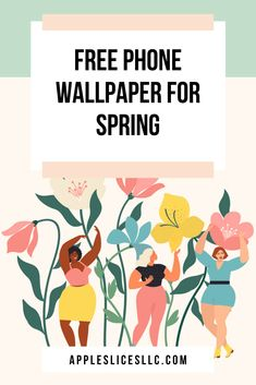 Free Phone Backgrounds for May Vintage Phone Wallpaper, Free Phone Wallpaper, Flower Phone Wallpaper, Phone Wallpapers, Backgrounds Free, Phone Backgrounds, Free Phones, Vintage Phones, Spring Design