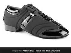 """Pietro Braga Dance shoes Nobuck sole the new material for the best performance. """"neoprene actiwear traspirante"""""""
