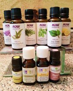 Basic Care Kit Set of Essential Oils