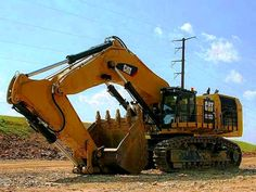 Civil Construction, Heavy Construction Equipment, Construction Machines, Heavy Equipment, Caterpillar Excavators, Cat Excavator, Earth Moving Equipment, Caterpillar Equipment, Logging Equipment