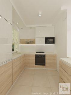 Projekt domu w Łomiankach wykonany przez 4ma Projekt - http://4ma-projekt.pl   #kuchnia, #przedpokój, #salon, #sypialnia, #łazienka, #dom, #wnętrze, #wnętrza, #interior, #home, #architect