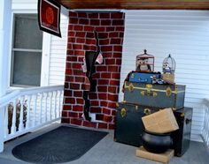 Hogwarts Birthday Party Ideas | Photo 52 of 107 | Catch My Party