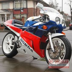 1989 Honda RC30 VFR750 FK for Sale, Full Power Classic Sportsbike 112 bhp @ 11,000 rpm Genuine Vintage UK Model, Not Imported Restricted bhp Version. £21,989.00 1989 Honda RC30 VFR750 FK for Sale, (SUPER CLEAN SUPER BIKE WITH SUPER PERFORMANCE AND HANDLING AT A SUPER PRICE £21,989 NOT TO BE...