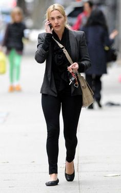 Kate Winslet casual