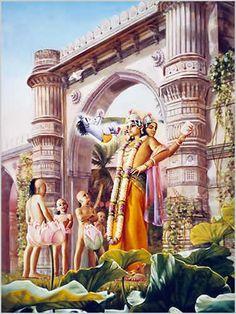 Rudra born from Brahma's Forehead